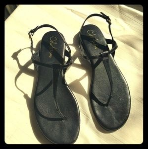 *PRE LOVED* Cole Haan Black Women's Thong Style